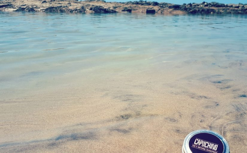 Cuide los arrecifes de coral: cambie a protector solar no químico