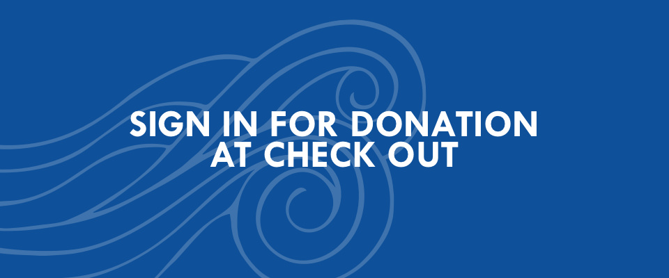 Sign in for donation at check-out title bg