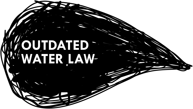 Outdated water law title graphic